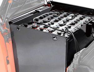 باتری لیفتراک از چه اجزایی ساخته شده است؟