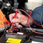 بررسی خرابی باتری لیفتراک